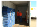 Dallas, TX - Moving - Tex Sun Moving & Storage Co, Inc - Inside Truck