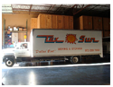 Dallas, TX - Moving - Tex Sun Moving & Storage Co, Inc - Warehouse Truck