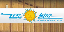 Tex Sun Moving & Storage Co., Inc, Logo